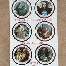 Ewoks: The Battle For Endor Promotional Stickers