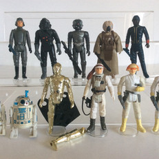 Action figures - TESB 3rd Wave