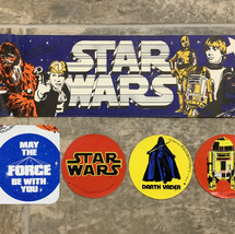 Factors Star Wars Stickers and Store Display Header