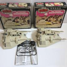 Palitoy Rebel Armoured Snowspeeder Vehicle