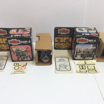 Palitoy CAP-2 and INT-4 Mini-Rigs