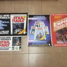 Sphere novels shop display posters