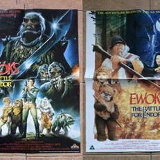 Ewoks: The Battle For Endor Video poster