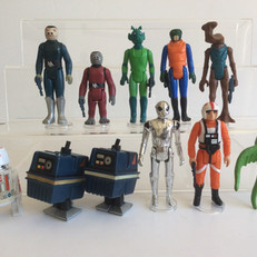 Action figures - Star Wars 2nd Wave