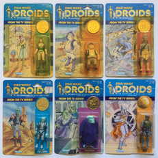 Kenner Droids range 2