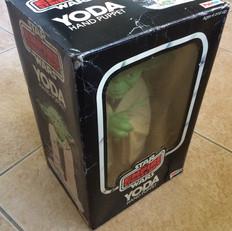 Palitoy Yoda Hand Puppet