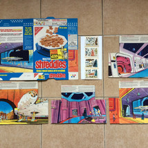 Nabisco Shreddies collection