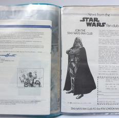 Renewal reminder 1981/2 and application form 1980