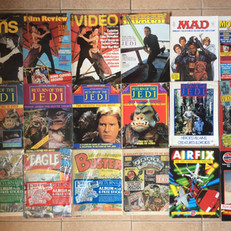 ROTJ magazines collection