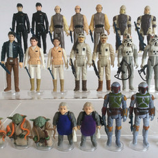 Action figures - TESB 2nd Wave