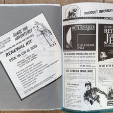 Renewal application form and Special Products information sheet Spring 1984