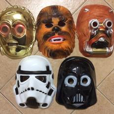 Palitoy face masks