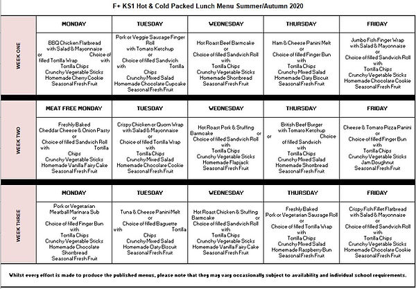 FOUNDATION STAGE AND KS1 LUNCHES.jpg
