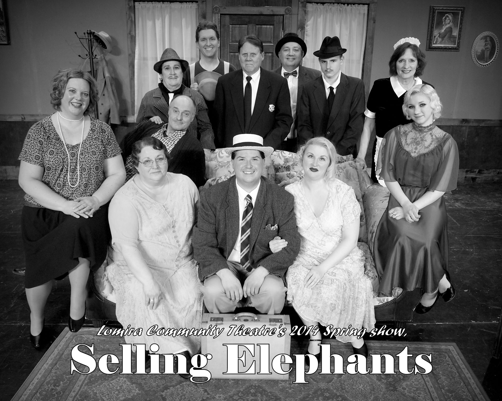 Selling Elephants