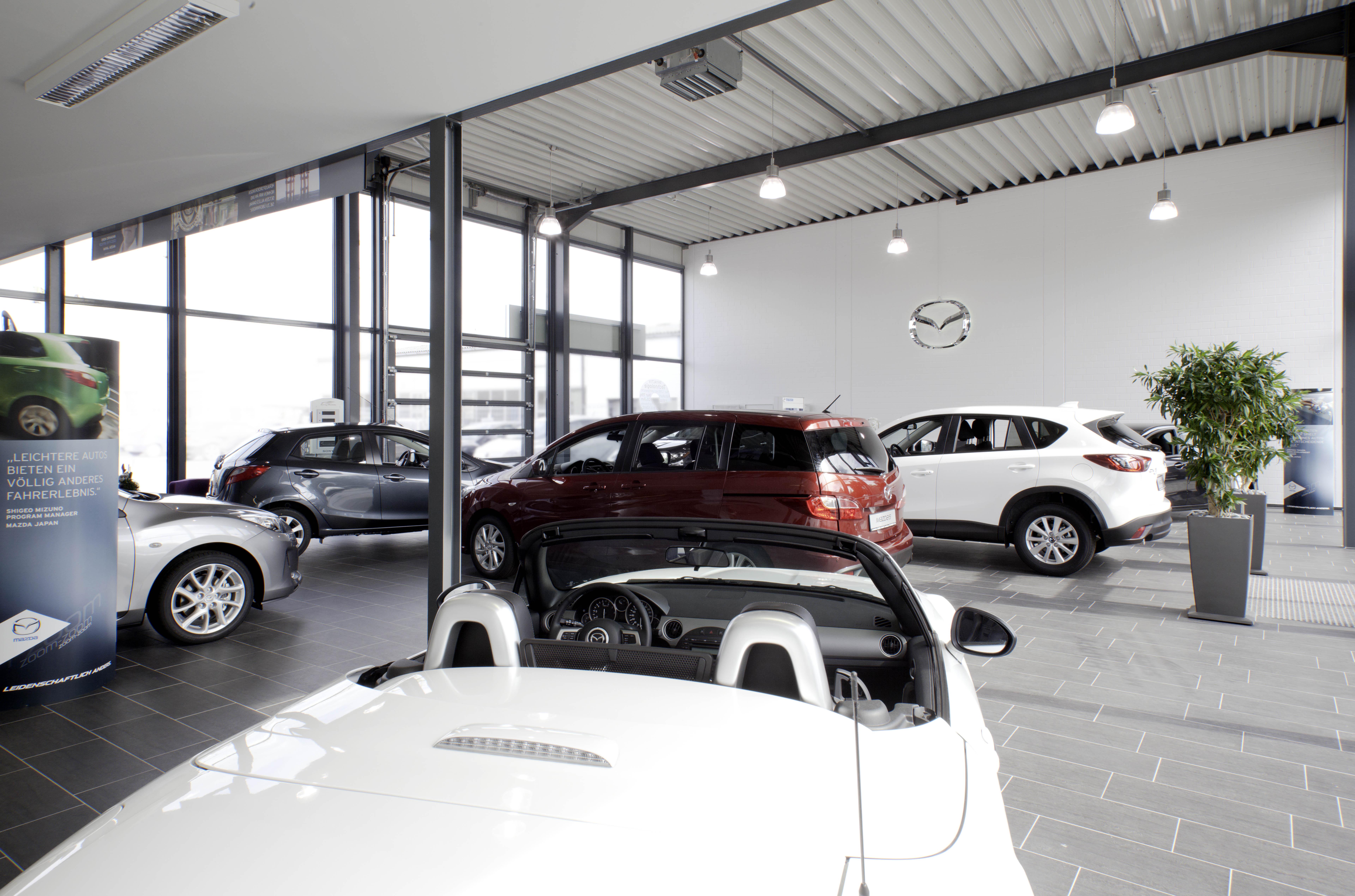 #Mazda