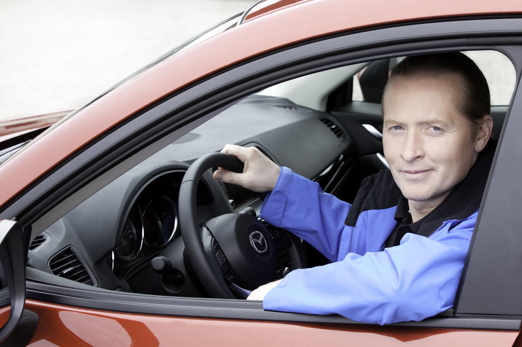 #Mazda#Joey Kelly