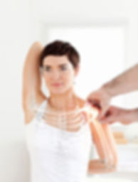 Hands on healing for shoulder pain gently, naturally and non-invasivlely