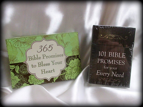 Gifts - Promise Cards