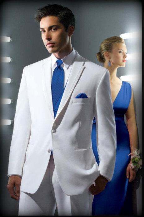 Tuxedo 742 La Strada White