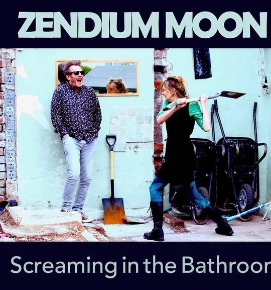 Screaming in the Bathroom album cover