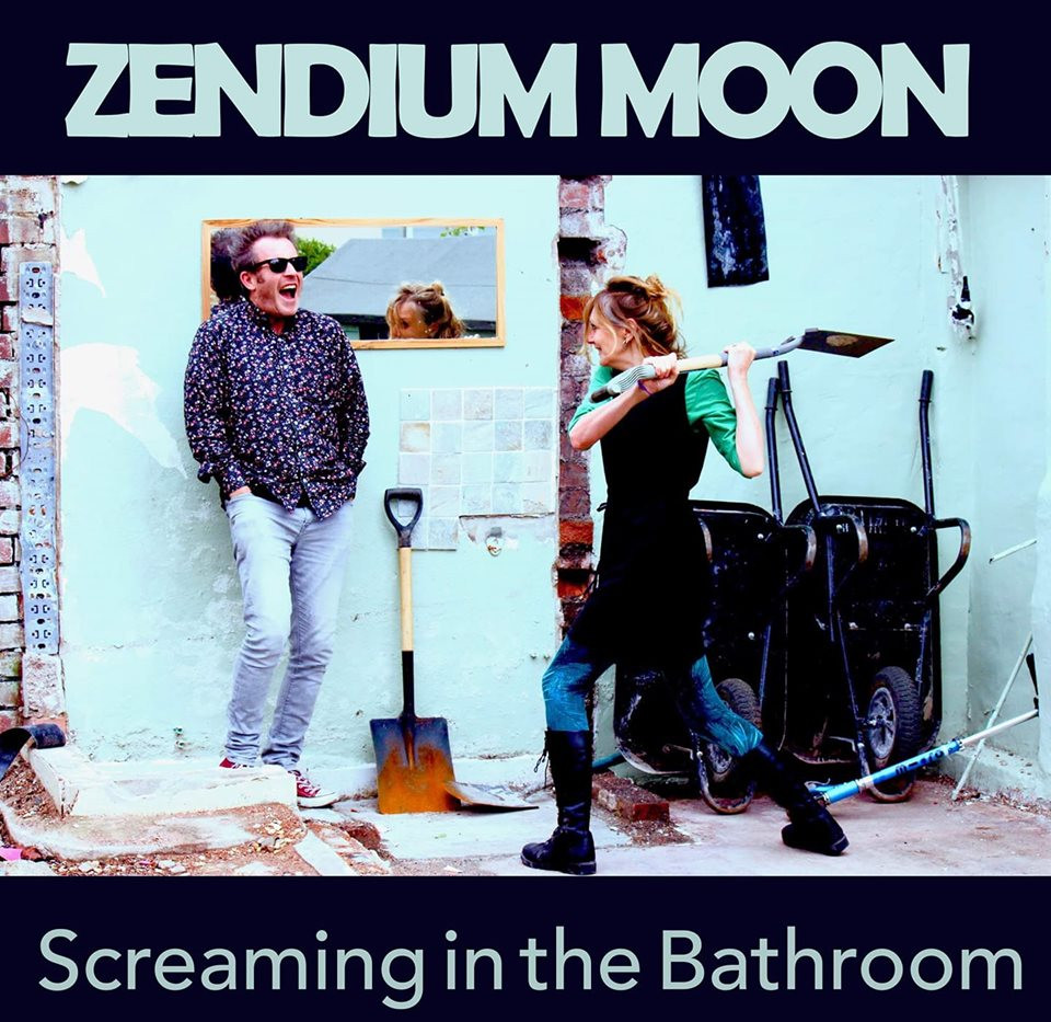 Screaming in the Bathroom album cover