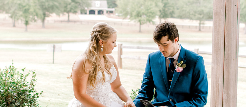 Kaci & Chandler - Haint Blue Photography