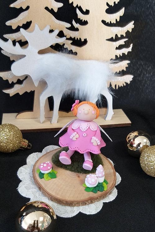 Fées de Noël - F0009