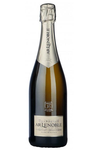 Champagne Grand Cru Chouilly Blanc de Blancs - AR Lenoble