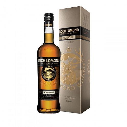 Loch Lomond Signature Blended Scotch - Highland 40°