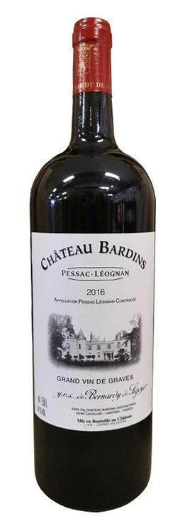 Pessac - Léognan 2015 - Château Bardins