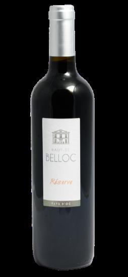Haut de Belloc Réserve 2018 - Domaines Robert Vic