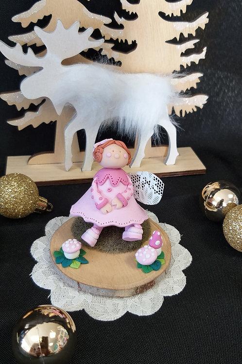 Fées de Noël - F0007