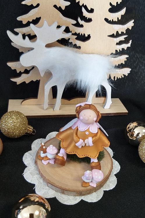 Fées de Noël - F0008