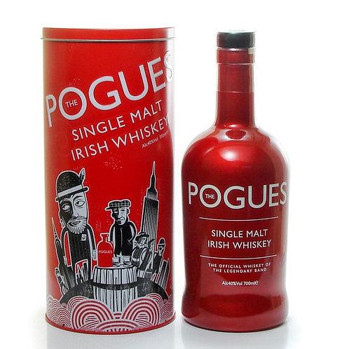 The Pogues Single Malt Irish Whiskey - Ireland 40°