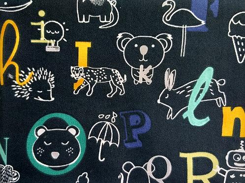 Enfants - alphabet
