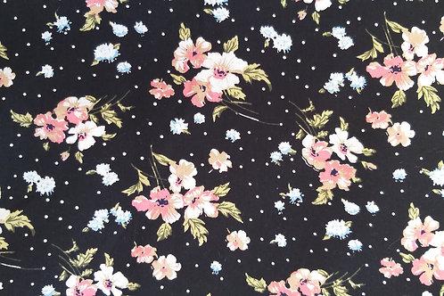 Adultes - Bouquet floral chic