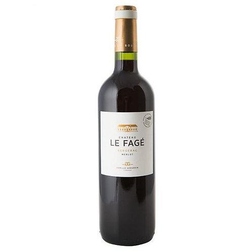 Bergerac 2018 - Château Le Fagé