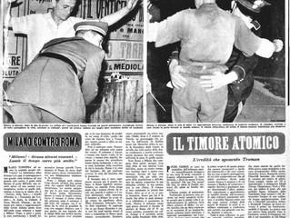 """Arrigo Benedetti: """"Gli articoli si guardano, le fotografie si leggono"""""""