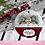 Thumbnail: Christmas Ornament PNG Bundle - You Add Text My First Christmas Our First