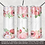 Thumbnail: Watercolor Floral Full Tumbler Wrap Customizable PNG Tumbler Full Design