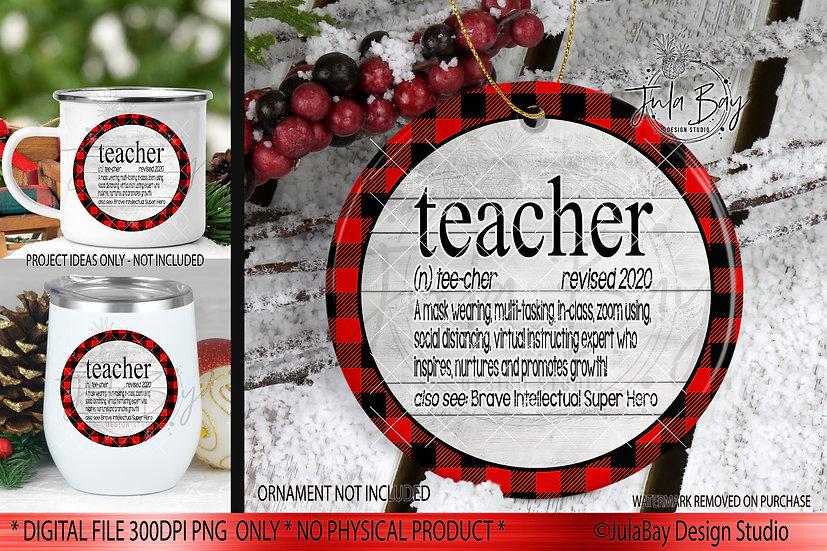 Teacher Definition PNG Social Distancing Teacher Mask Wearing - Mug Design