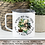 Thumbnail: Always bee-you-tiful Sublimation PNG queen bee honeycomb tumbler design