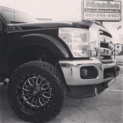 Fuel off road wheels