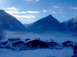 Aussicht Alpenquartier Gipfelblick