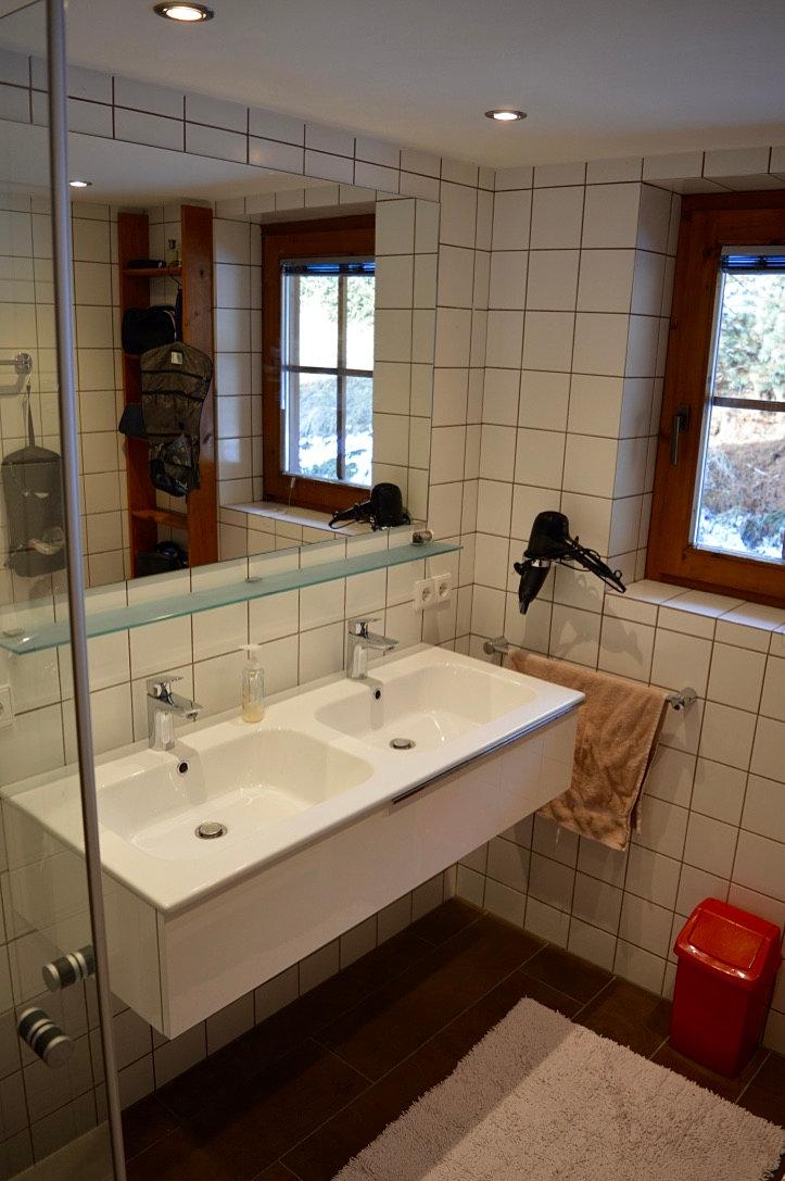 Ferienwohnungen | Alpenquartier Gipfelblick | Neukirchen, Badezimmer Ideen