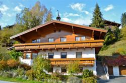Alpenquartier Gipfelblick Außen