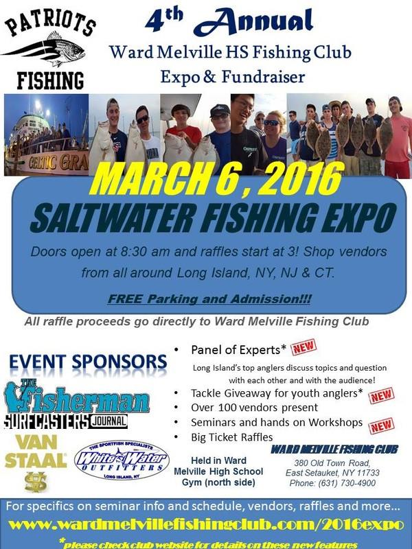2016 Ward Mellville HS Saltwater Expo