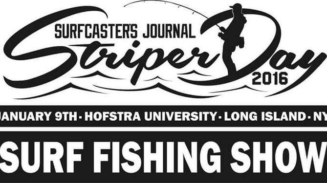 2016 Striper Day by Surfcaster's Journal