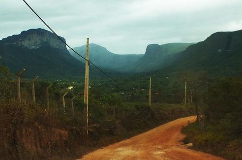 Chegando no Vale do Capão - Vista Exuberante!