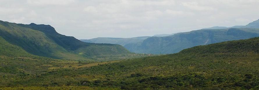 O Vale do Capão Chapada Diamantina Bahia